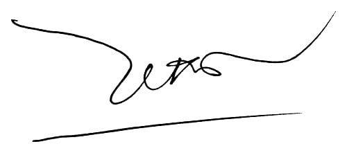 Mẫu chữ ký tên Tuấn