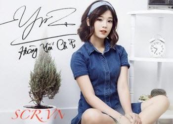 Mẫu Chữ ký tay đẹp theo tên ca sĩ Hoàng Yến Chibi
