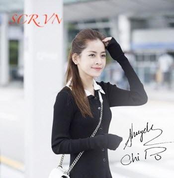 Mẫu Chữ ký tay theo tên diễn viên Chipu (Thùy Chi)