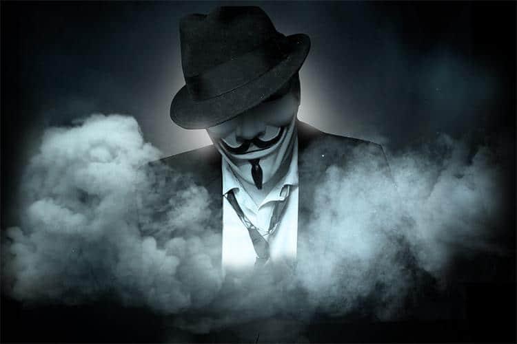 Nhóm hacker anonymous