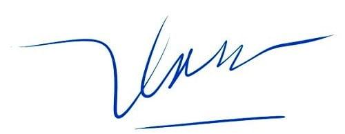 Tải mẫu chữ ký Tuấn
