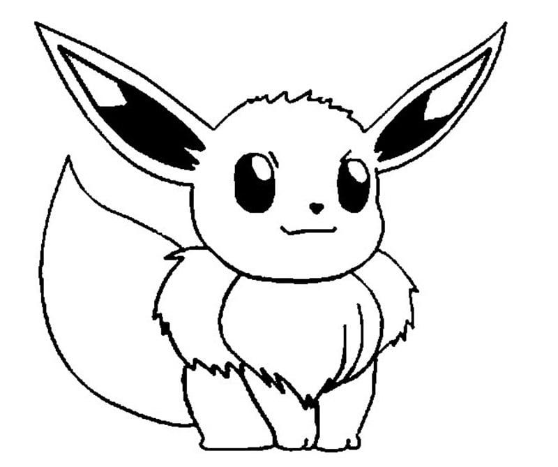 Tranh Pokemon đẹp cho bé