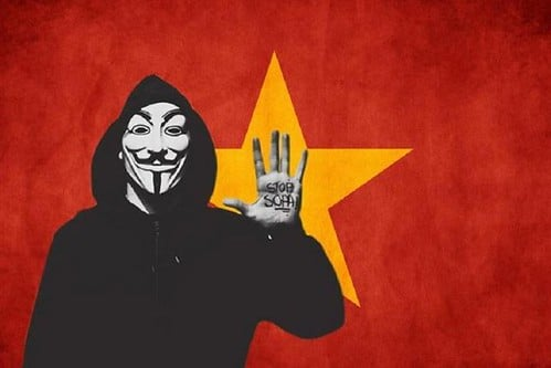 Tranh hacker anonymous