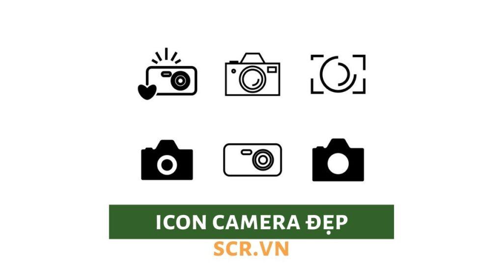 icon camera đẹp