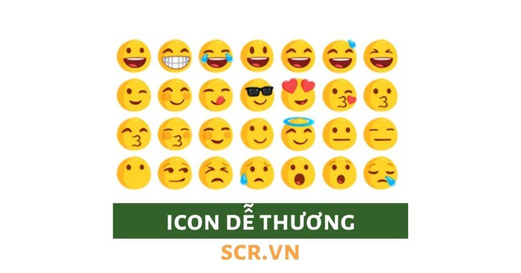 icon dễ thương