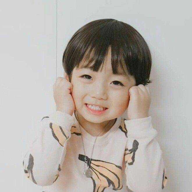 Ảnh baby boy Han quốc