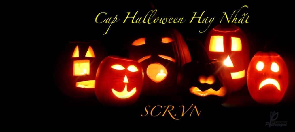 Cap Halloween Hay Nhất