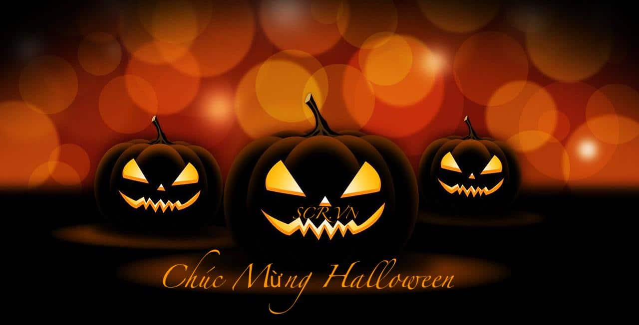 Chúc Mừng Halloween