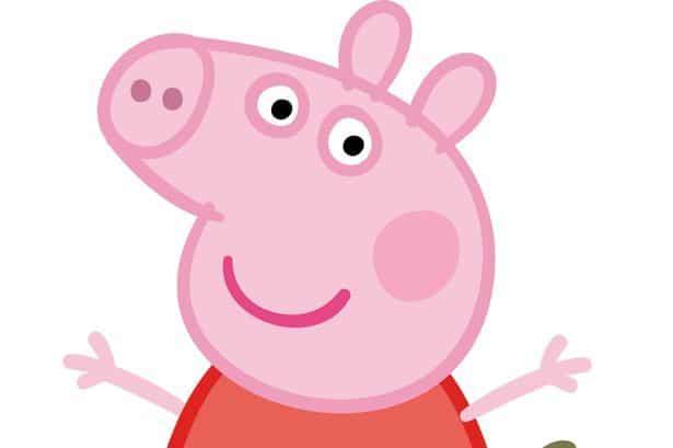 Chú lợn hồng Peppa Pig