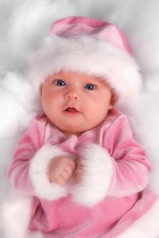 Hình nền điện thoại baby cute