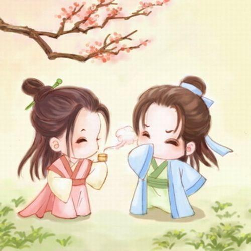 Ngôn tình Chibi cute dễ thương