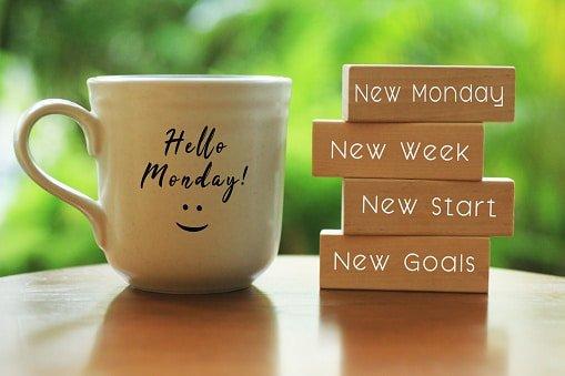 Chào tuần mới