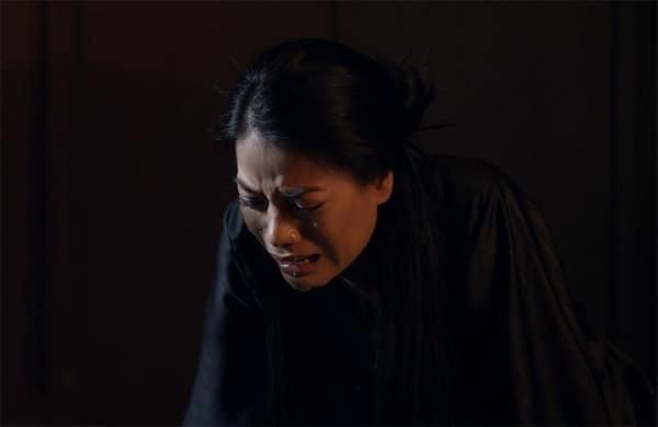 Ảnh khóc đầy đau khổ lấy nước mắt người xem