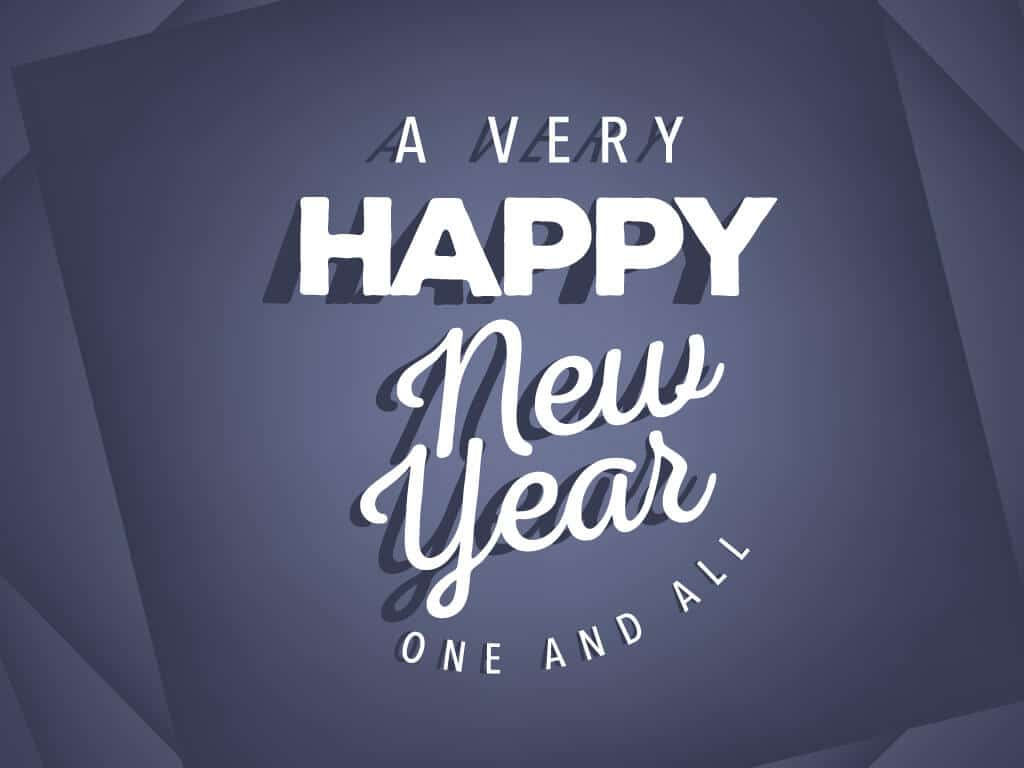 Ảnh mừng năm mới thanh lịch