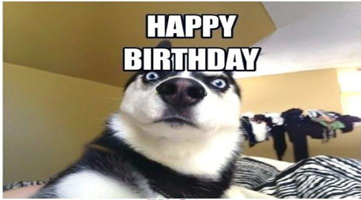 Ảnh sinh nhật độc bựa cho hội bạn thân