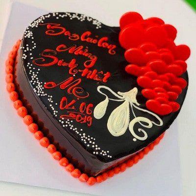 Bánh kem độc đáo tặng sinh nhật mẹ