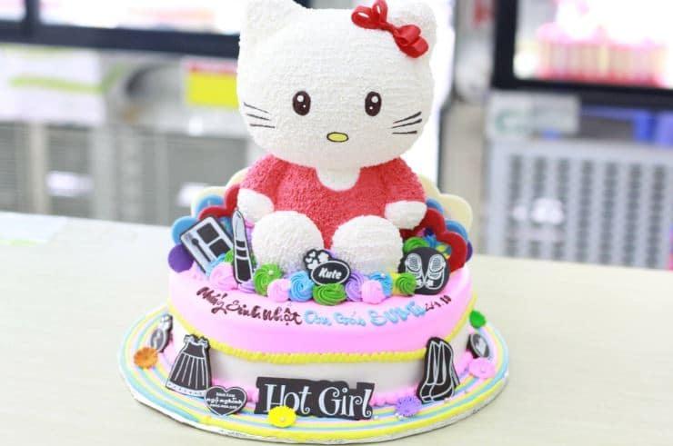 Bánh sinh nhật siêu cute và dễ thương