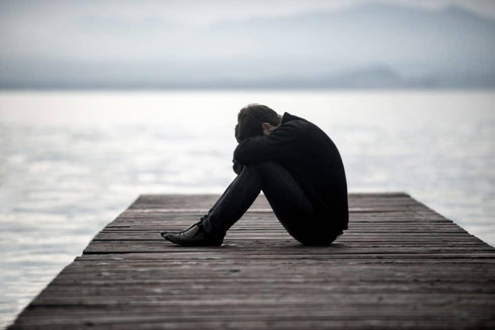 Bức ảnh buồn đến đau lòng