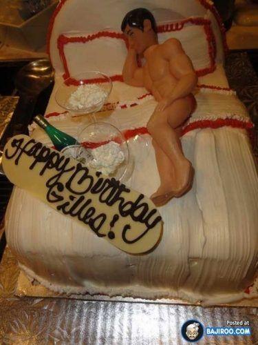 Chiếc bánh bá đạo cho ngày sinh nhật đáng nhớ