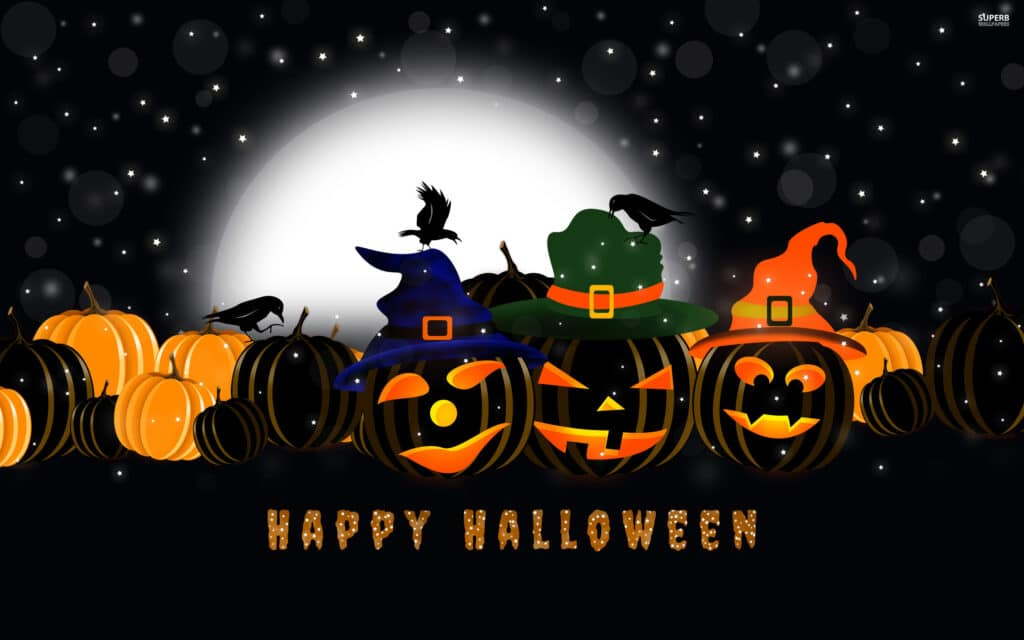 Download hình Happy Halloween