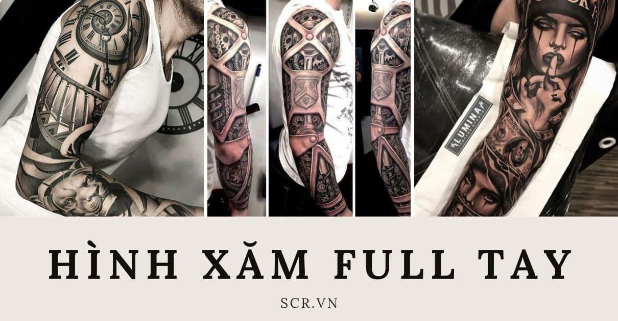 HINH XAM FULL TAY
