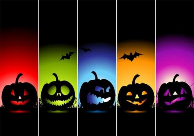 Halloween dễ thương