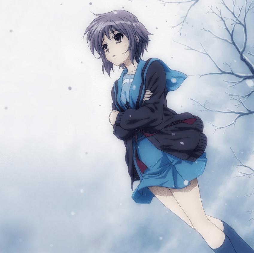 Hình Anime cô đơn buồn chất