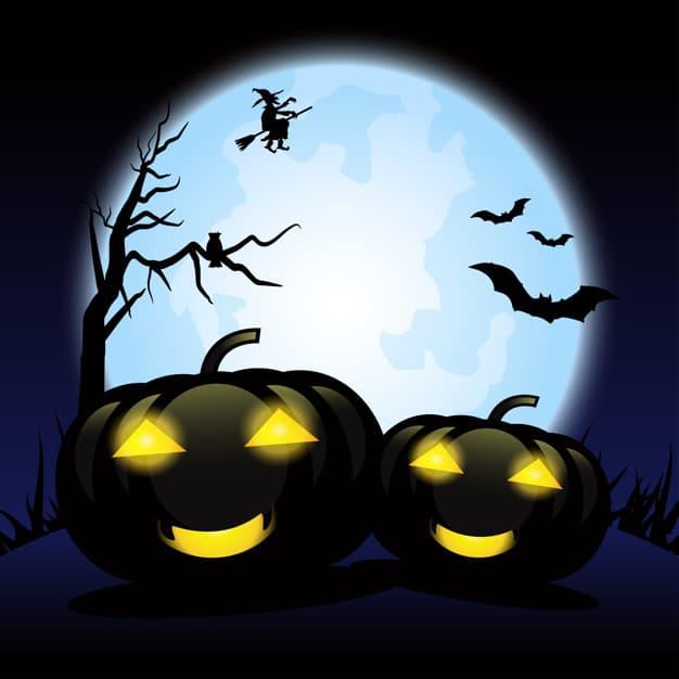 Hình Halloween kinh dị đẹp nhất