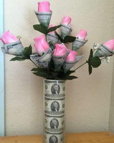 Hình ảnh bó hoa tặng sinh nhật nhẹ nhàng và thực tế