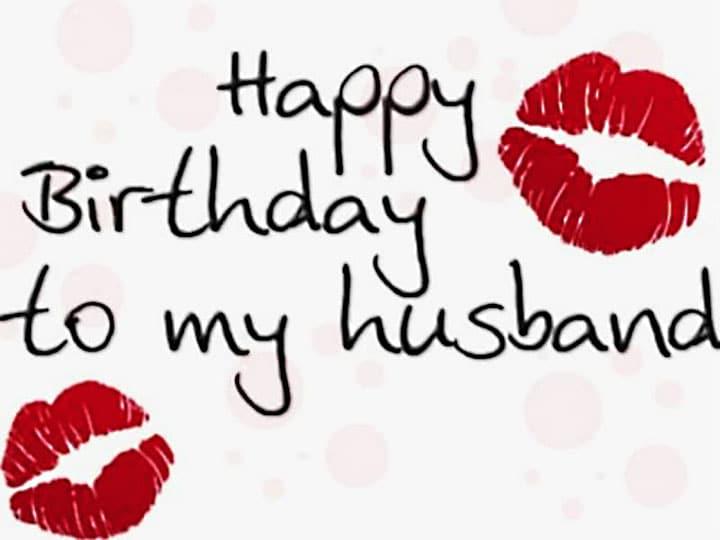 Hình ảnh chúc mừng sinh nhật chồng đẹp và lạ