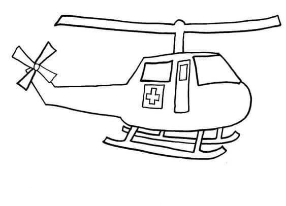 Hình ảnh máy bay trực thăng dễ thương nhất