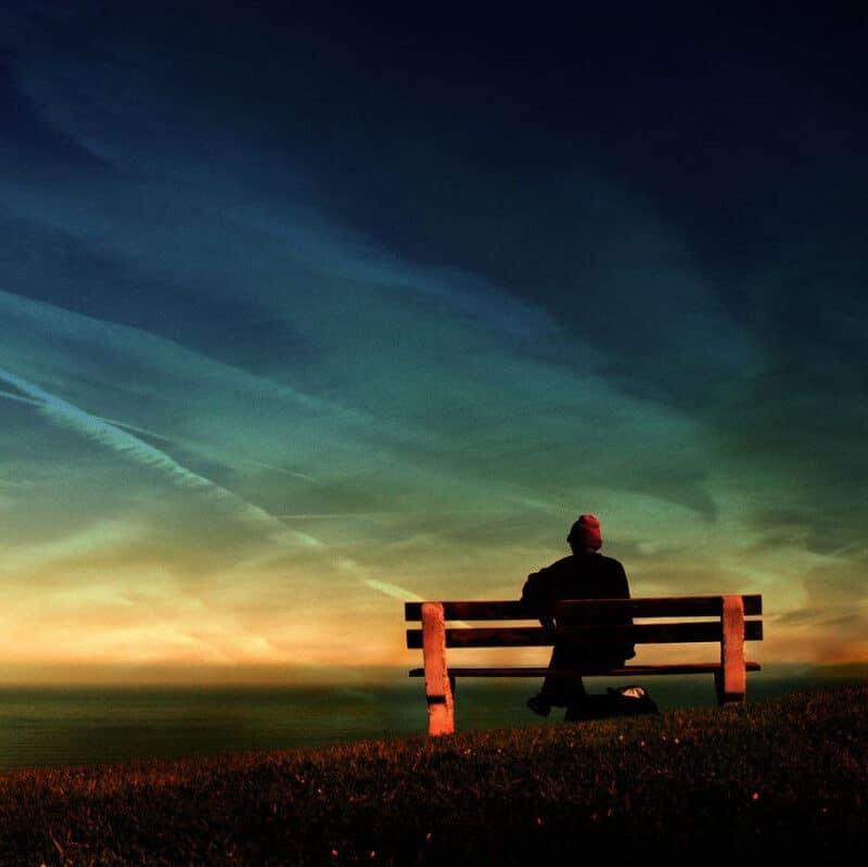 Hình boy cô đơn