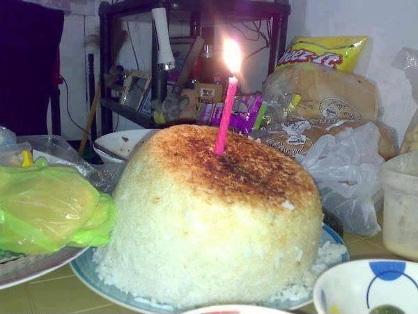 Hình chiếc bánh kem chế troll bá đạo