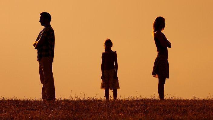 Hôn nhân không hạnh phúc, người đau khổ nhất chính là con cái