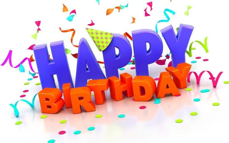 Kiểu chữ chúc mừng sinh nhật UTM Edwardian