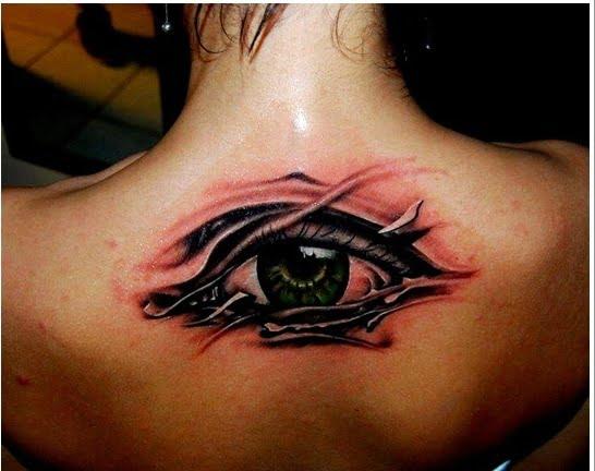 Kiểu xăm con mắt cực đẹp và thu hút