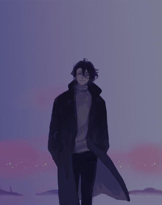 Lẻ loi một mình đi giữa trời đêm