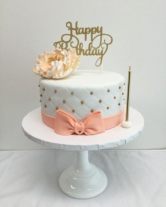 Mẫu bánh sinh nhật đẹp và cute