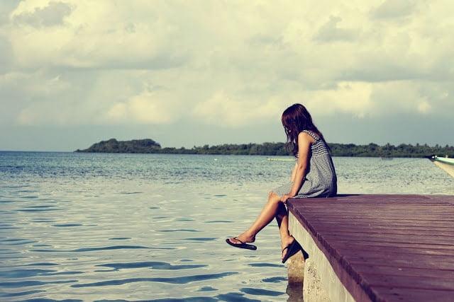 Nếu đã không có ai ở bên, hãy học cách sống một mình mạnh mẽ