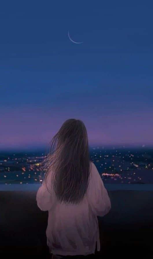Ngắm nhìn thế giới nhộn nhịp nhưng lòng lại cô đơn và lẻ loi