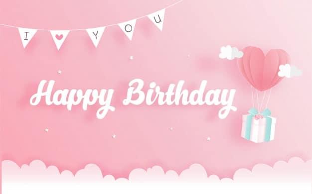 Sắc hồng xinh xắn gửi tặng sinh nhật con gái