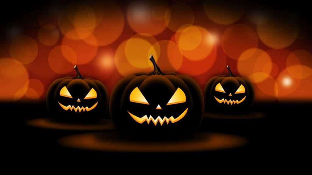 Tải về hình Halloween bí ngô