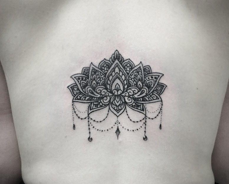 Tattoo hoa văn xăm đẹp cho nữ
