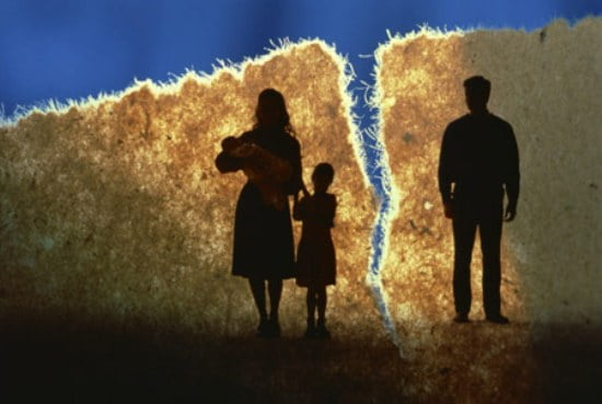 Thất vọng về gia đình