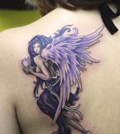 Thiên thần có cánh đẹp quên lối về