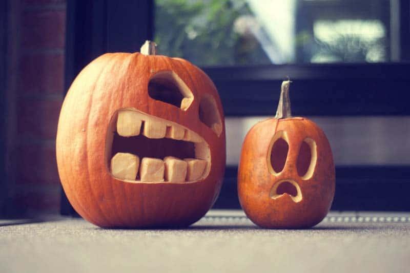 Tuyển tập ảnh bí ngô trang trí Halloween ấn tượng