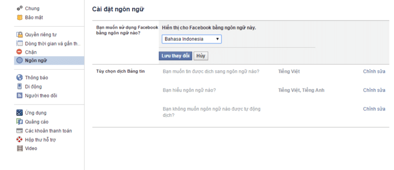 chuyển ngôn ngữ Bahasa Indonesia