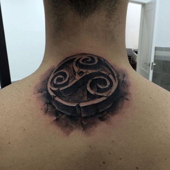 tattoo 3d kinh dị