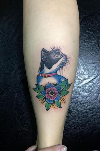 tattoo che sẹo phỏng bô cho con gái