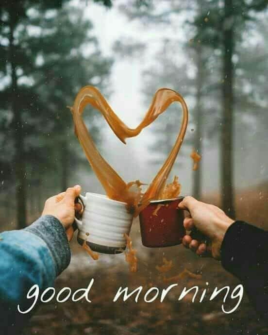 Ảnh chào buổi sáng người yêu dễ thương